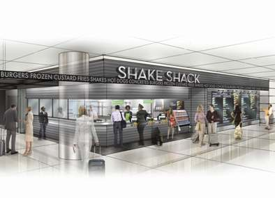 JFK The First Airport To Get Shake Shack